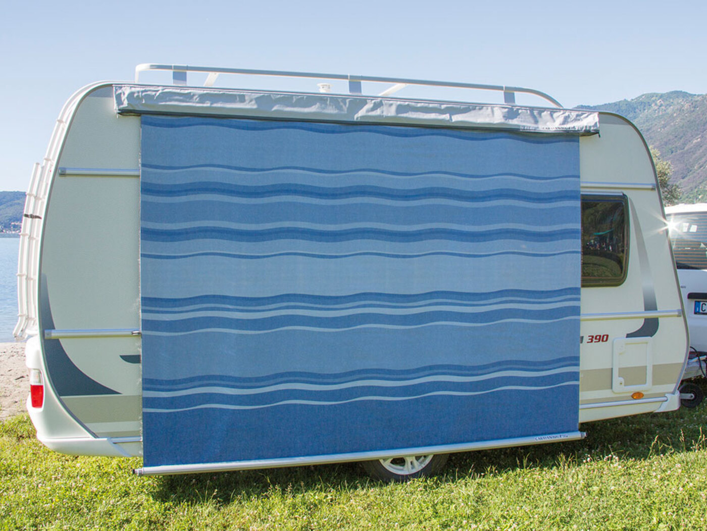 Fiamma Caravanstore 225cm - Deluxe Grey - Homestead Caravans