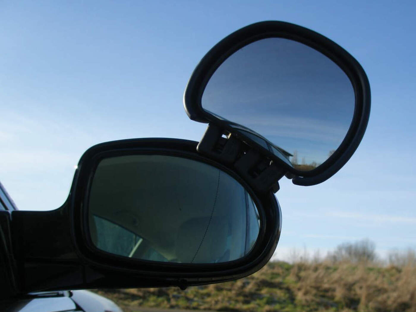 Aero Blind Spot Mirror