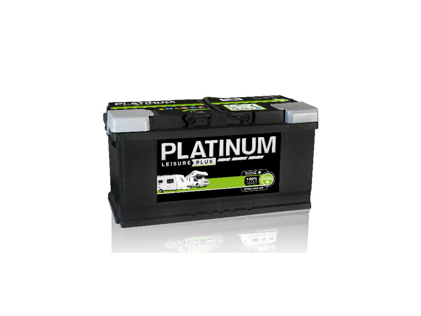 platinum 110 ah leisure plus battery homestead caravans. Black Bedroom Furniture Sets. Home Design Ideas
