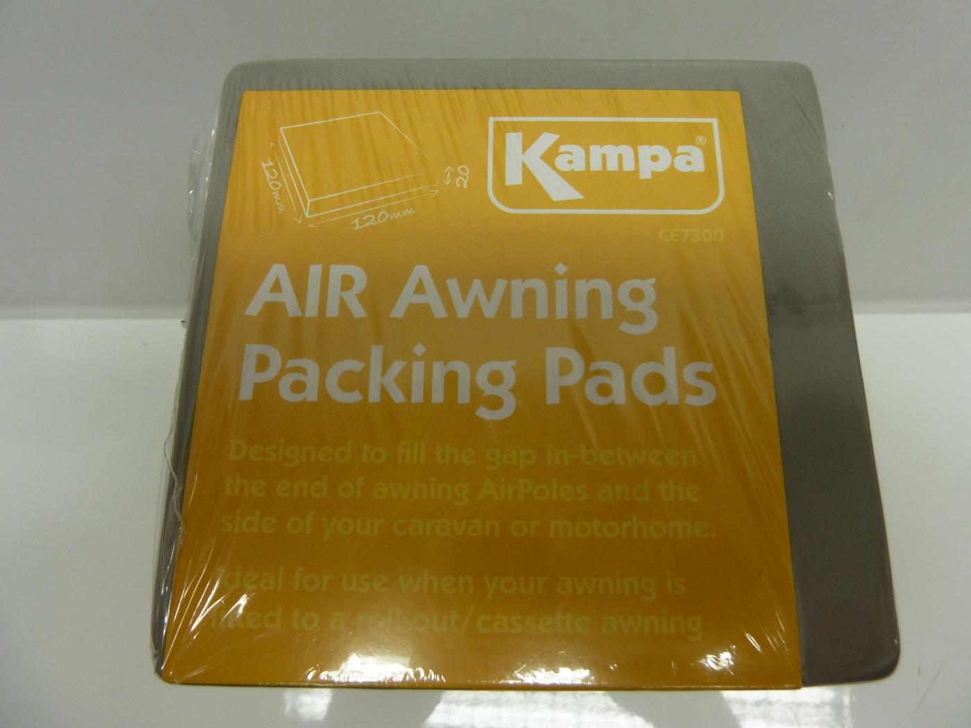 Kampa Air Awning Packing Pads Pack Of 8 Homestead Caravans