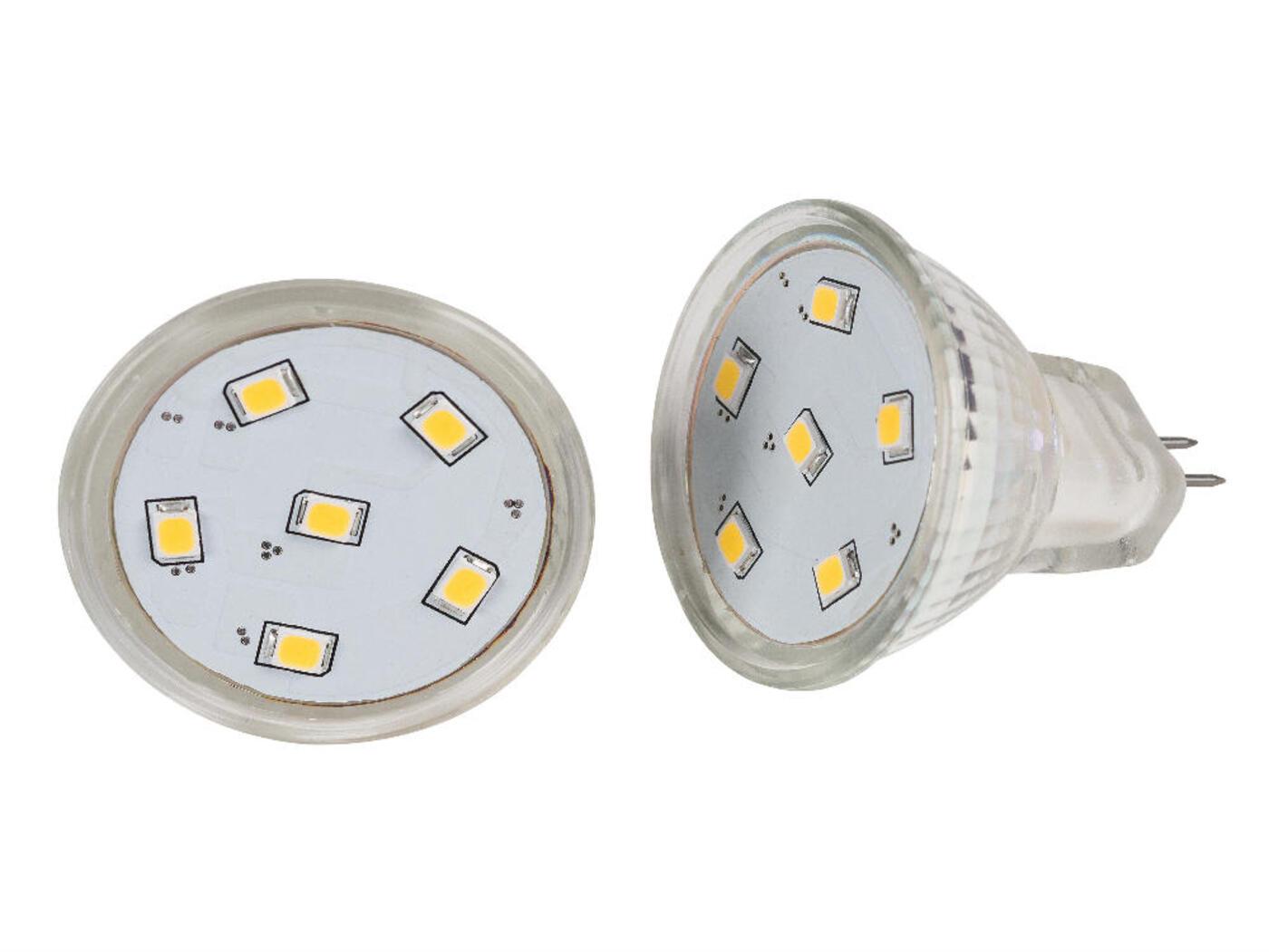 kampa gu4 mr11 6 smd led 12v bulb pack 2 homestead caravans. Black Bedroom Furniture Sets. Home Design Ideas