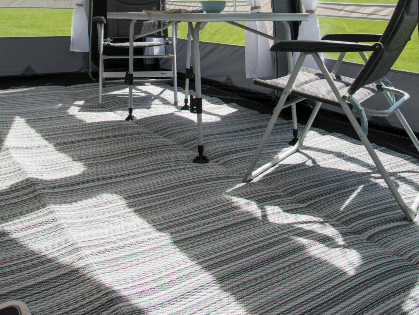 Kampa Ace Air 500 Continental Carpet Exquisite Homestead