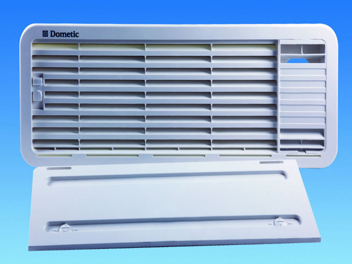 Dometic LS100 Top Vent with Winter Cover