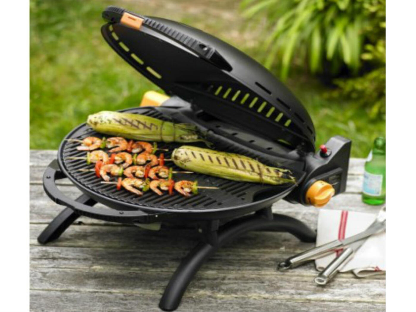 Accessory Shop Camping & Outdoor Barbecue & Grill Iroda O-Grill 500 ...