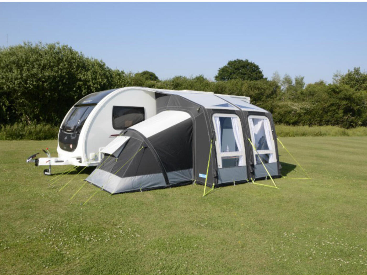 Kampa 390 Plus Air Awning