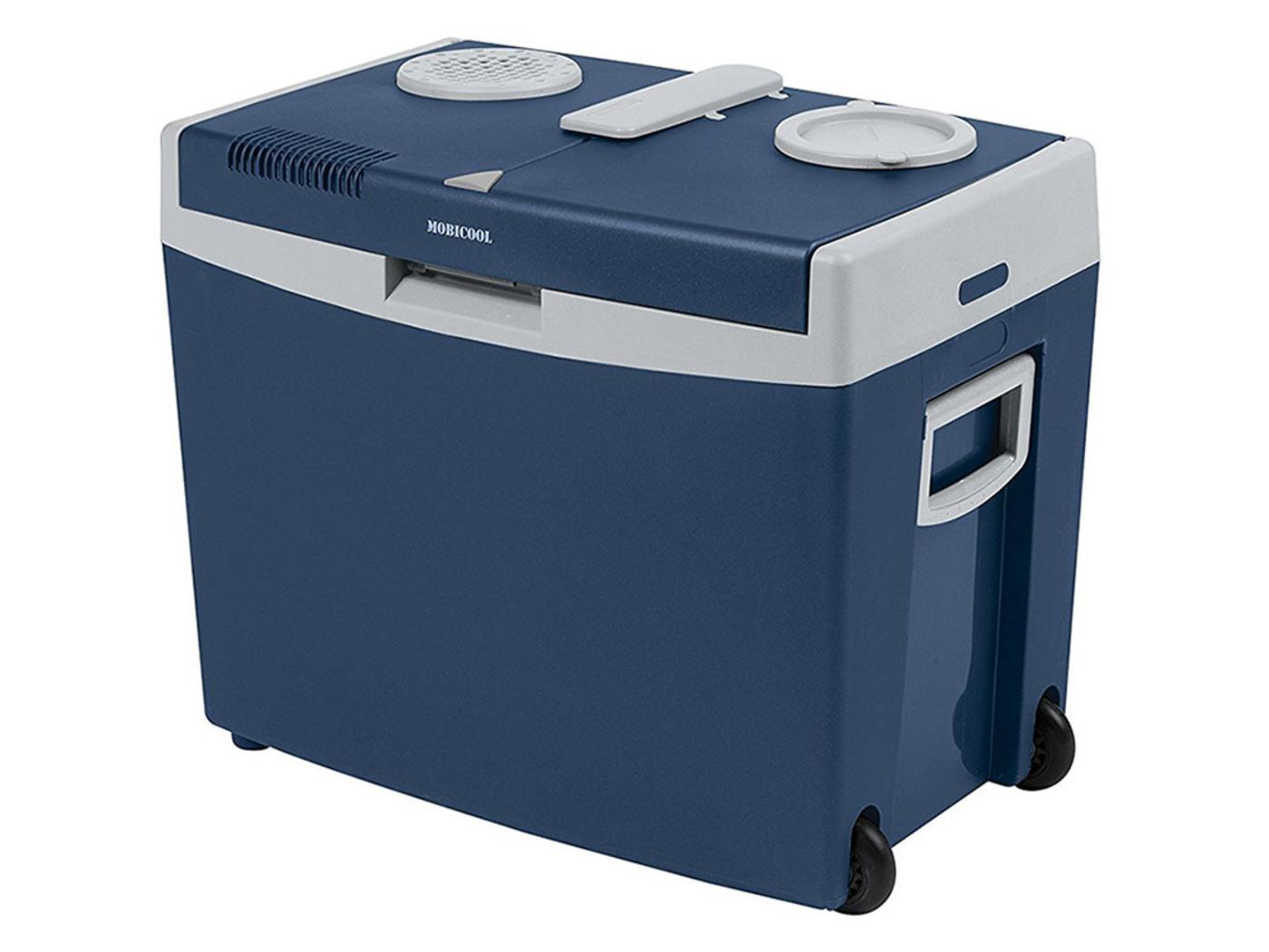 mobicool g35 12v 230v thermoelectric cool box homestead. Black Bedroom Furniture Sets. Home Design Ideas