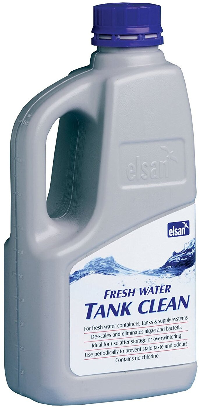 Elsan Fresh Water Tank Cleaner 1 Litre Homestead Caravans