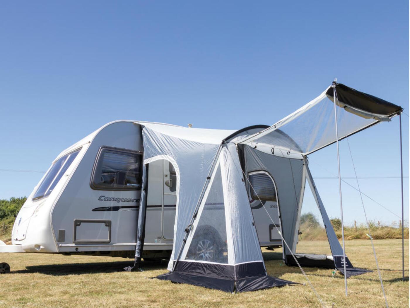 Sunncamp Swift 220 Porch Awning · Homestead Caravans