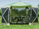Camping Tents & Day Rooms