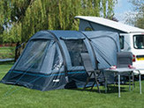 Inflatable Awnings