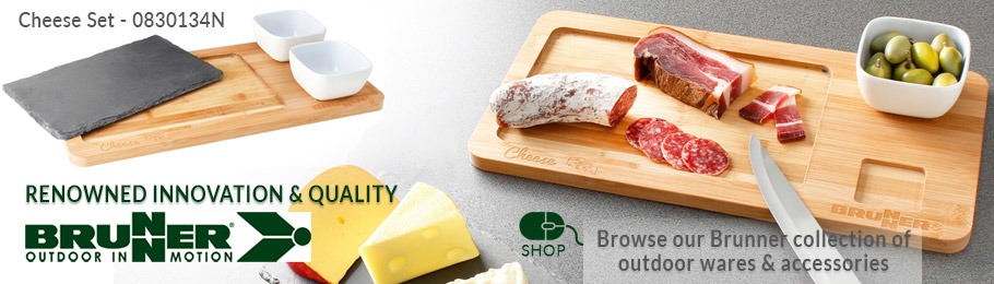 Brunner Cheese Set 0830134N