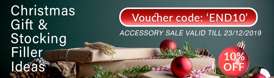 Online Accessory Sale Now On