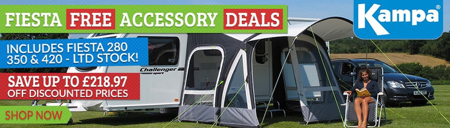 Kampa Fiesta AIR Pro Awning Deals