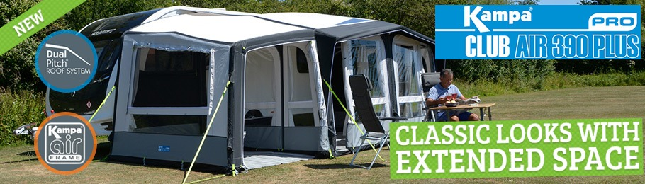 Kampa Club AIR 390 Pro Plus