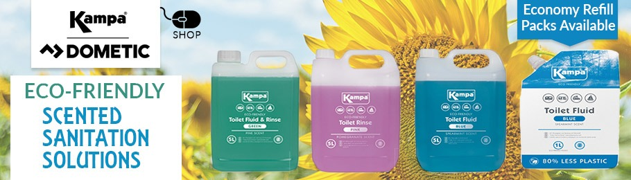 Kampa Dometic Toilet Chemicals
