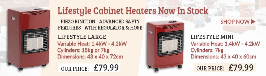 Lifestyle Cabinet Heaters