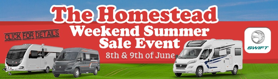 The Homestead Summer Sale Event