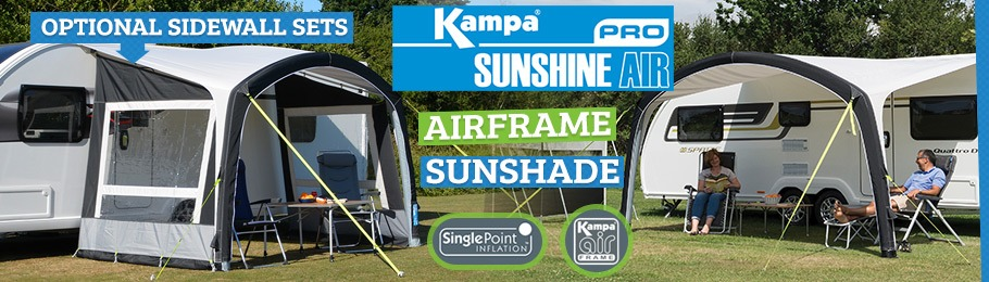 Kampa Sunshine AIR Pro Sun Canopies