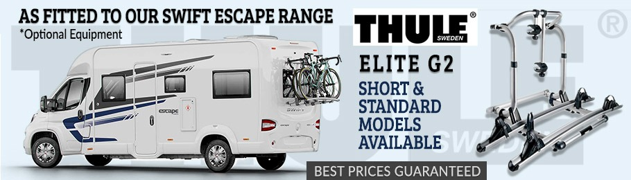 Thule Elite G2 Bike Racks