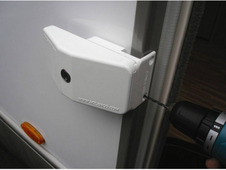 Milenco Door Frame Lock Singles