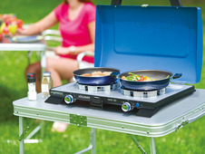 Camping gaz Series 400 SG Double Burner & Grill