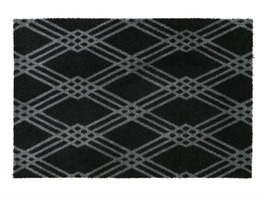 JVL Big Diamond Mega Mat 50 x 75cm