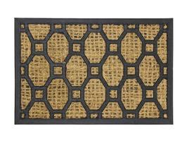 JVL Alba Tuffscrape Doormat 40 x 60cm