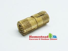 12mm Concealed Barrel Hinge