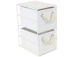 JVL 2-Drawer Storage Unit
