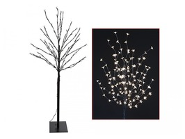 140 Warm White LED Blossom Tree 150 cm Tall