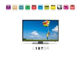 """Avtex L187DR 18.5"""" LED TV / DVD Combi"""