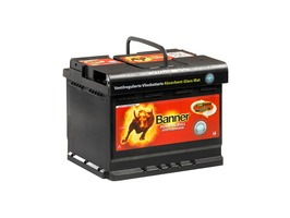 "Banner ""Running Bull"" 80/90Ah AGM Leakproof Battery"