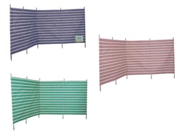 Blue Diamond 5 & 7 Pole De Luxe Windbreaks