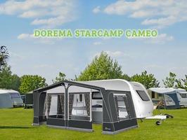 Dorema Starcamp Cameo Caravan Awning - Charcoal