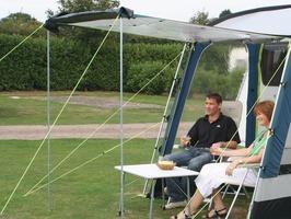 Kampa Universal Canopy Pole Set