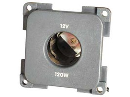 CBE 12v Socket (Auto) - Grey