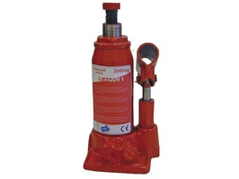 Carasafe Lift Boy Hydraulic Bottle Jack (2000kg)