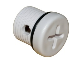 AMT Water Heater Drain Plug Cross Slot
