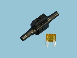 Easy Crimp Fuse holder & 10A Fuse