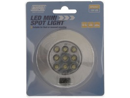Maypole 12v 9 LED Mini Spot Light