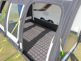Kampa Fiesta AIR 350 Continental Cushioned Carpet