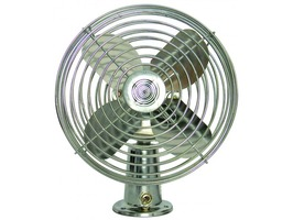 "Streetwize 12v 6"" Metal  Fan"