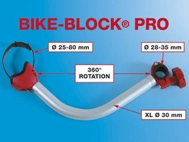 Fiamma Bike-Block Pro 3 - Red