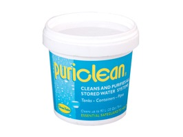 Puriclean Water Tank Cleaner 100g & 400g