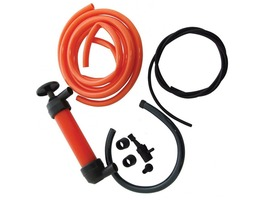 Streetwize Multi-Use Syphon & Air Pump