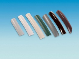 12mm PVC Crescent Insert Profile