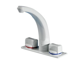 Whale Elegance  Mixer Taps with Long Outlet
