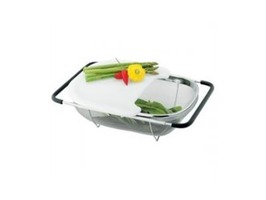 Multi Purpose Sink Drainer & Chopping Board