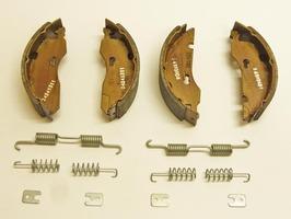 AL-KO 1637 Axle Brake Set 121388