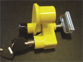 Milenco Adjustable Corner Steady Locks Twin-pack